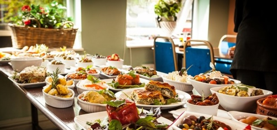 Party & Events Catering – Greek Style!