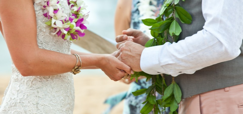 Congratulations – you're getting married!